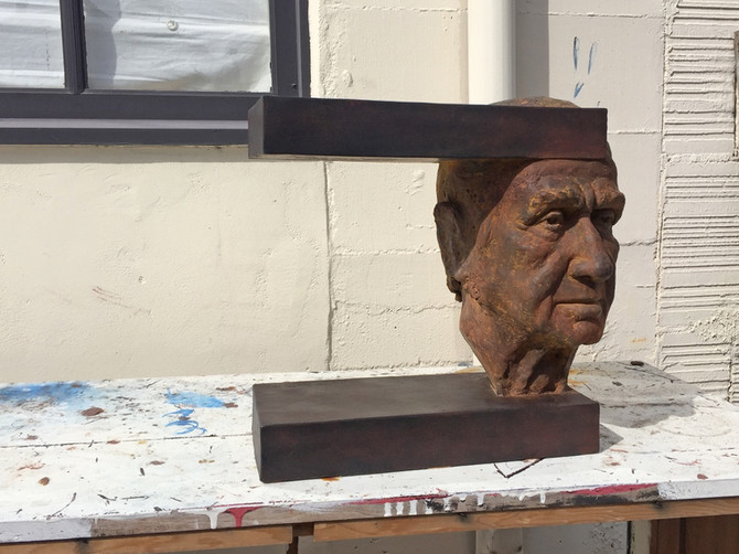 Latest Contemporary Sculpture by Yves Goyatton