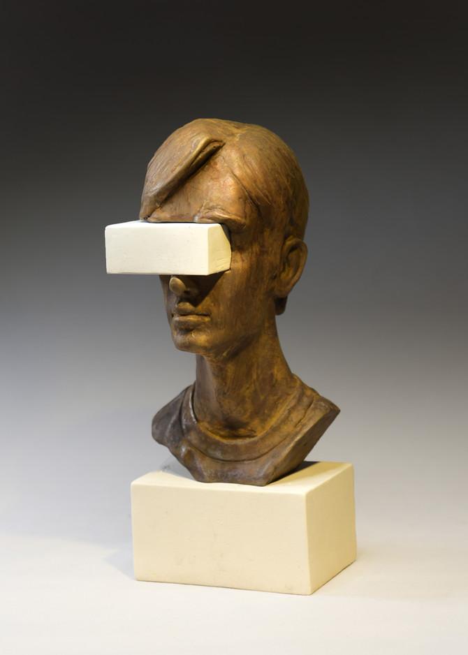 New bronze Bust