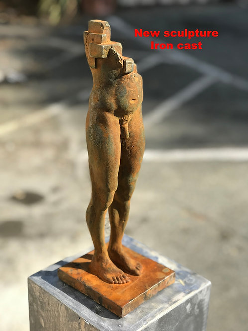 """Fragment d'homme"""