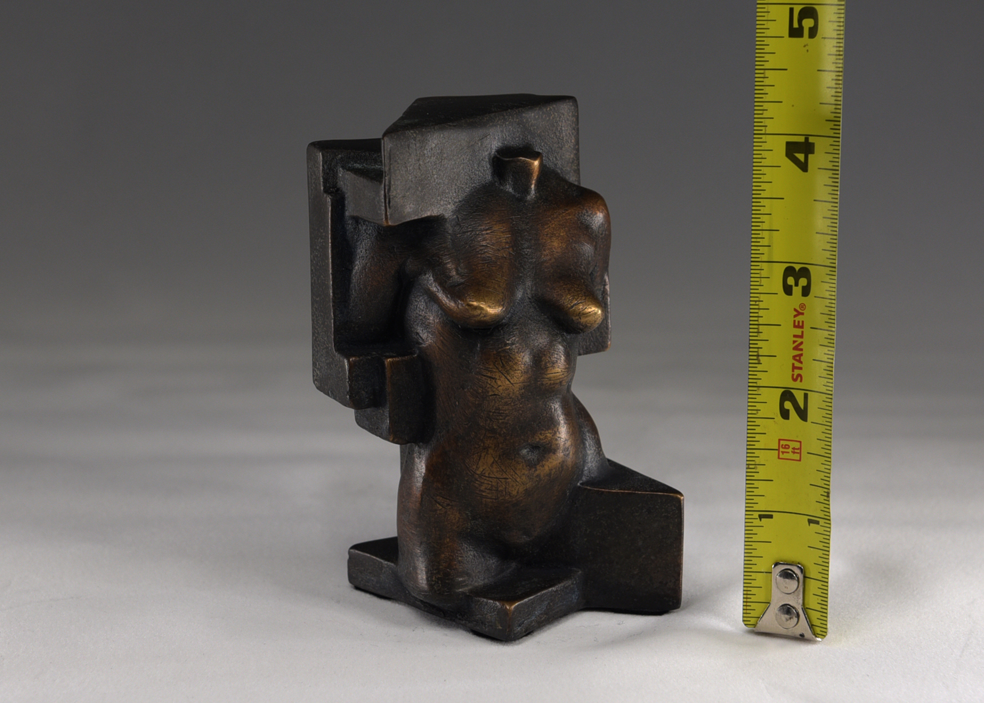 Architectonic (Bronze Miniature)