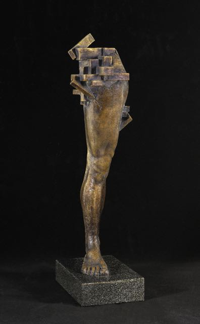 """Untitled II"" Bronze 2007"