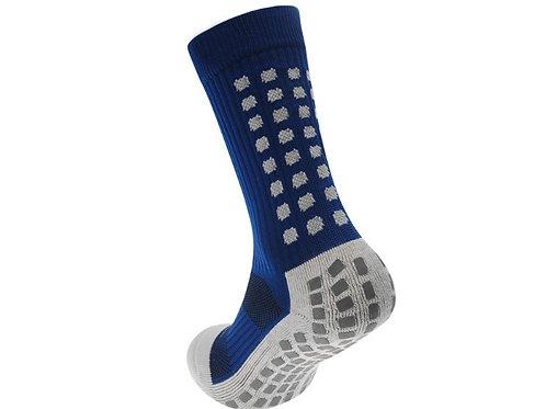 Gripz - Mid Calf Cushion Crew Socks