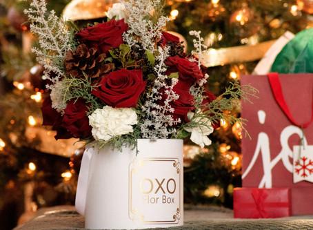 Flor Box OXO | Debut OXO Collection 2019 | Berry Pine