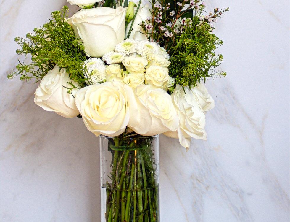 OXO Sympathies   Flower Bouquet