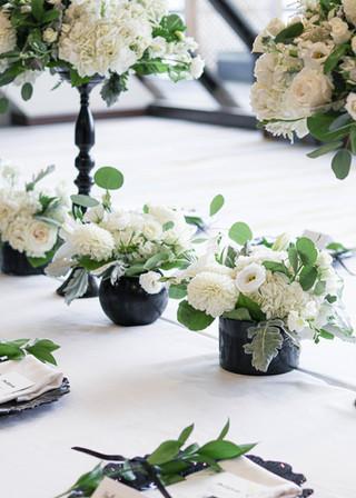 Wedding Floral (bridal bouquet, table ce