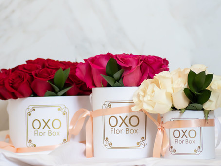 Flor Box OXO | OXO Debut Collection 2020 | Roses