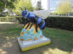 'Blue Peter Bee'