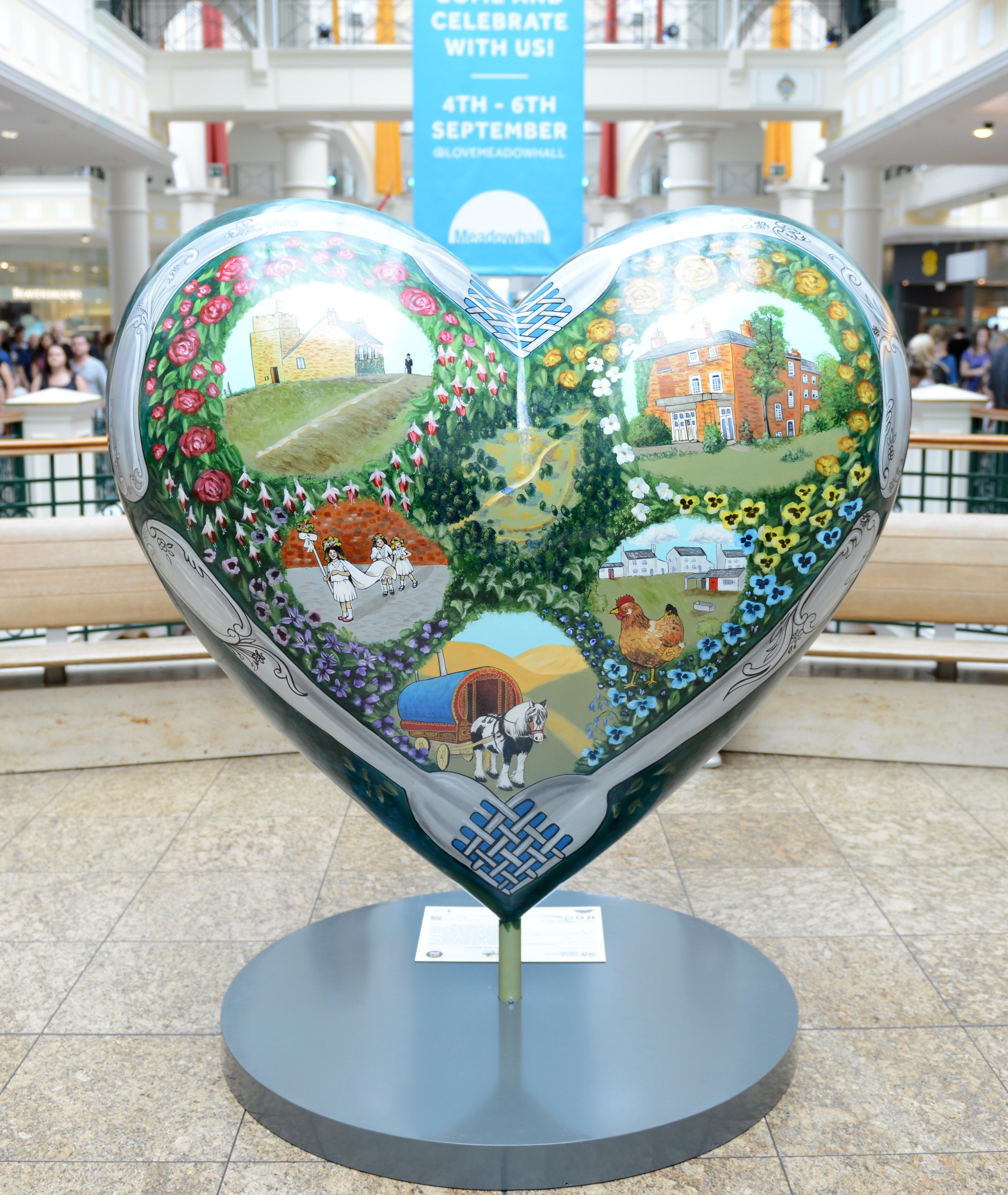 'Wincobank Heart'