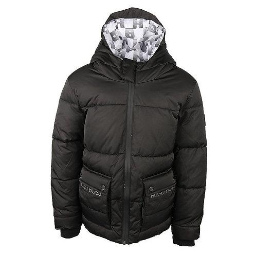 BOSS black puffer jacket