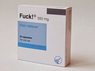 #Fuck! #PainRelief #tablets #ifonly #couldntResist #part1 #tongueInCheek