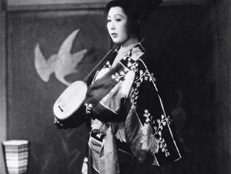 #Bird #MitsukoMito as #Ohama in #Ugetsu (or Ugetsu Monogatari #雨月物語 #Dir. Kenji #Mizoguchi, #Japan,