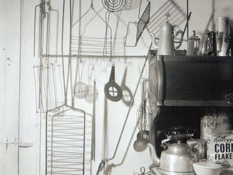 #AlexanderCalder's #Kitchen. #KitchenUtensils #homemade. #Inspiration