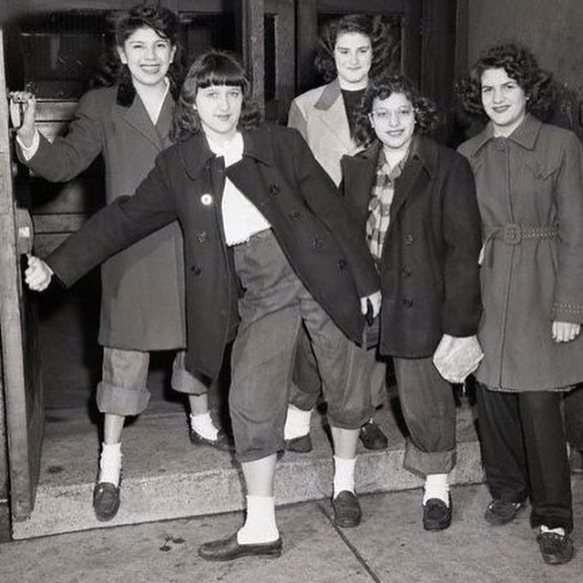 "Instagram - #teddygirls being #senthome from #McKinleyHighSchool for #wearing ""#"