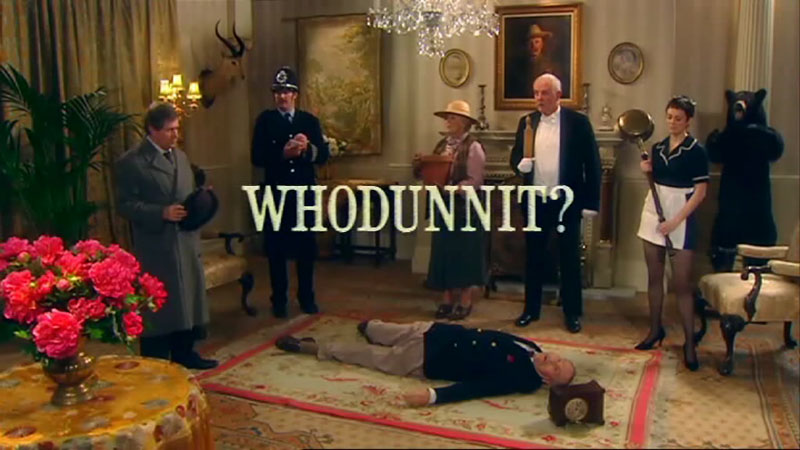 TFL - WHODUNNIT