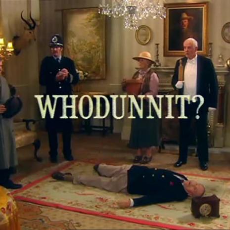 TFL Whodunnit