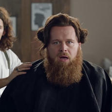 William Laweson's 'Barber'