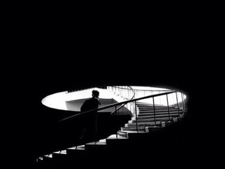 #Ersahin. #darktolight #spiral #staircase #ethereal #archtecture #inspiration #ascend