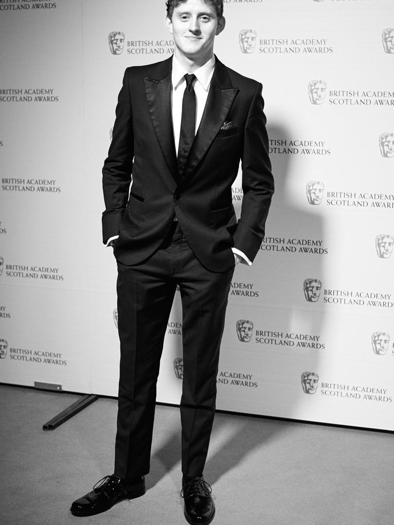 Lorn Macdonald Scottish BAFTA