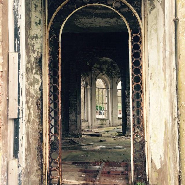 Instagram - #TrentonGardens #stokeonTrent #derelict #19thcentury #mansion
