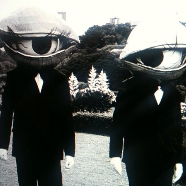 Instagram - #eyeeye #who is #looking at who? #wink #vintage #costume.jpg