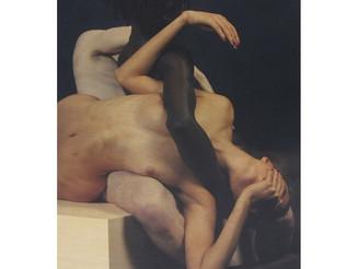 #Artist #MatthewStone #SouthLondonColletive. #BodyLanguage #3bodies #intertwined #violentandstill #e