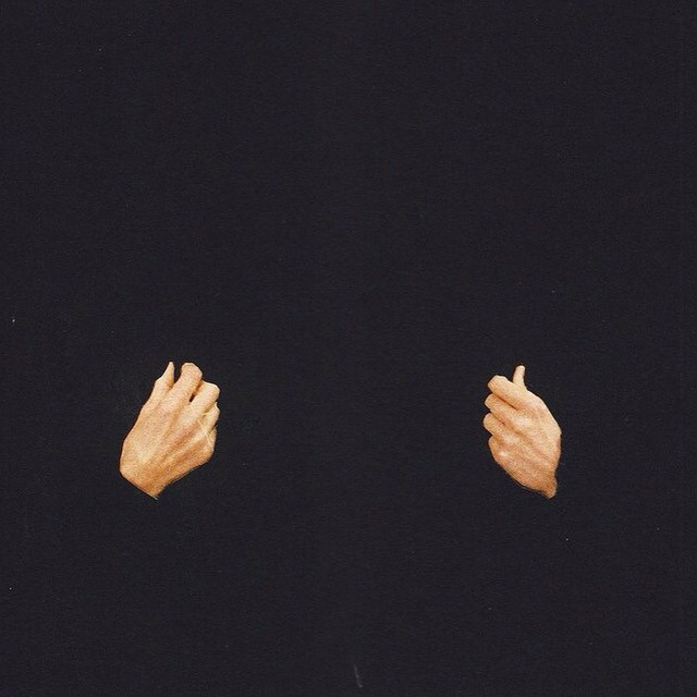 Instagram - #hands #mimic #black #backdrop #mystery