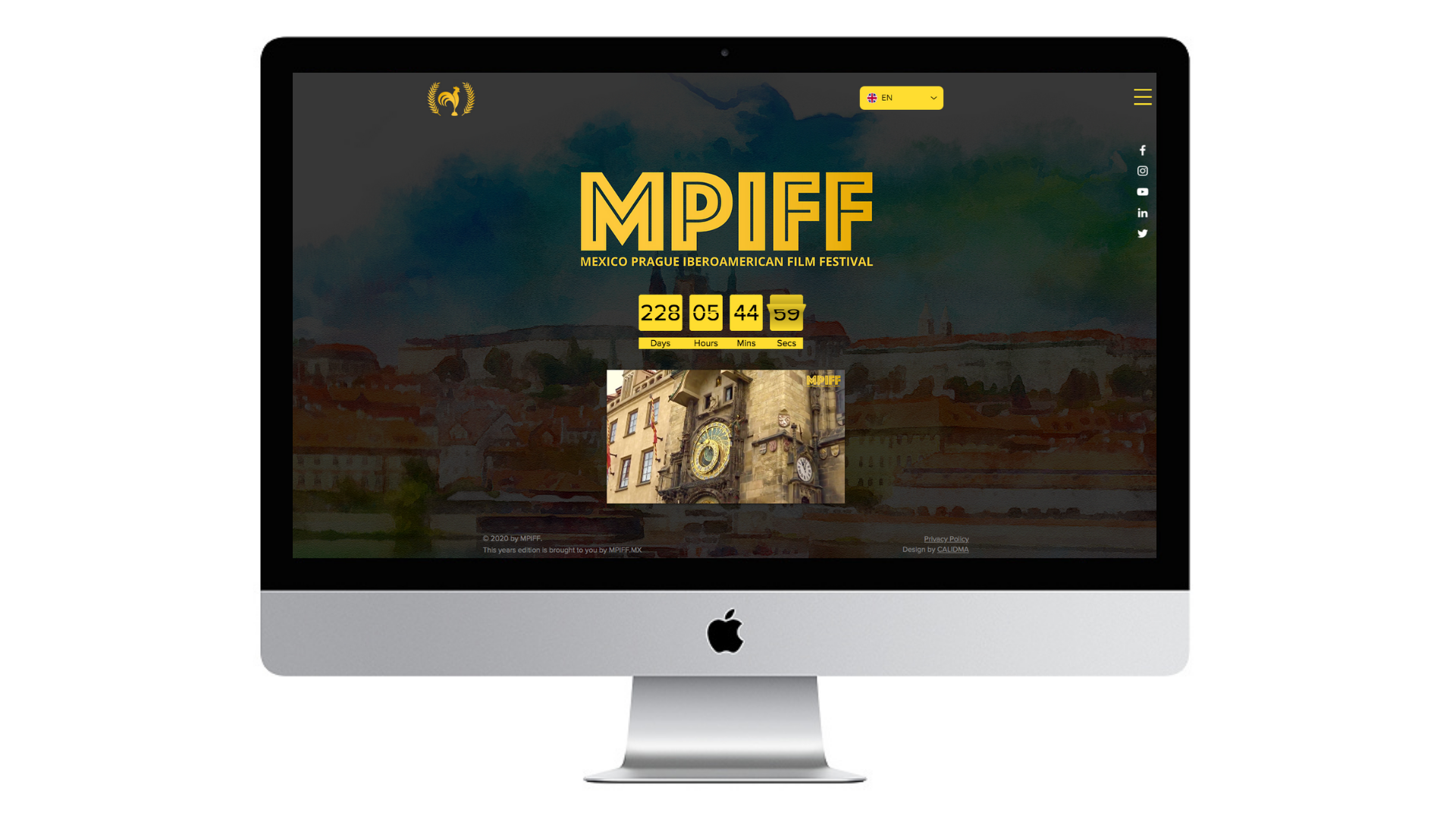 MPIFF - Mexico Prague Iberoamerican Film Festival
