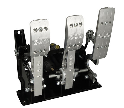 Premium Kit Car Floor Mounted 3 Pedal System (Cable Clutch)