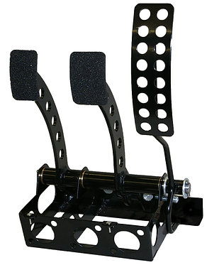 Victory Floor Mounted Cockpit Fit 3 Pedal System