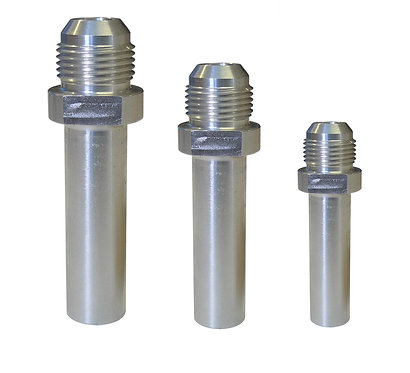 JIC/AN Extended Male Fittings