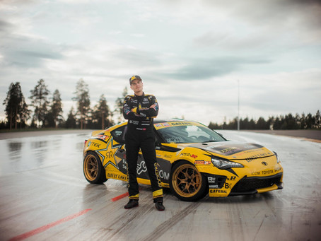 THIS IS HOW FREDRIC AASBØ BECAME A FORMULA DRIFT CHAMPION