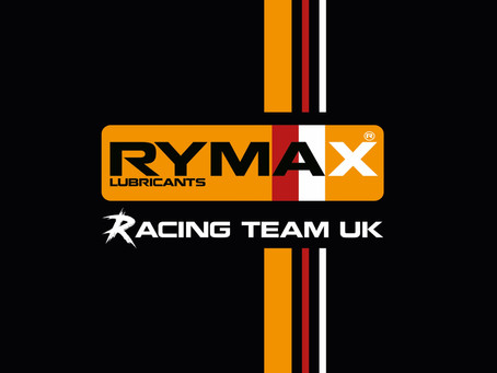 WE HAVE JOINED RYMAX RACING TEAM UK!