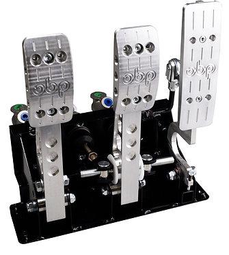 Premium Kit Car Floor Mounted 3 Pedal System (Hydraulic Clutch)