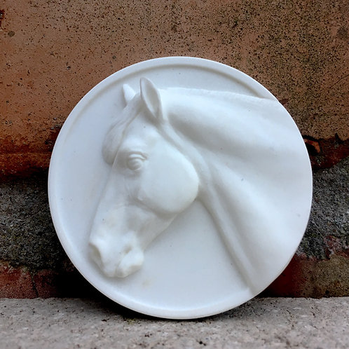 Round Relief Sculpture (Small)