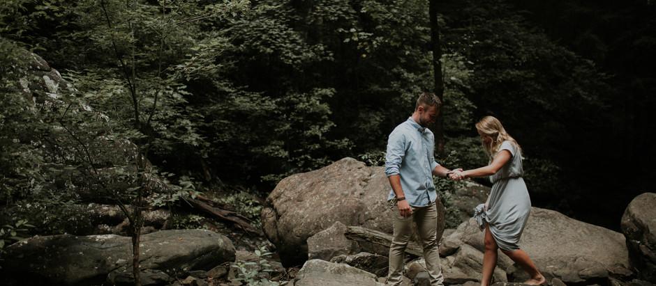 Ridge + Jenna | Passion Project & Proposal