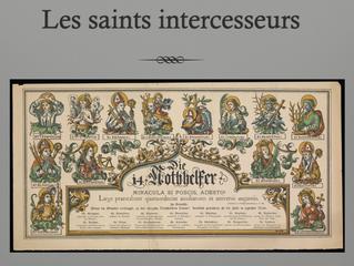 Saints, Guérisseurs, intercesseurs,dévotion populaire et remèdes ancestraux (cliquez sur l'im