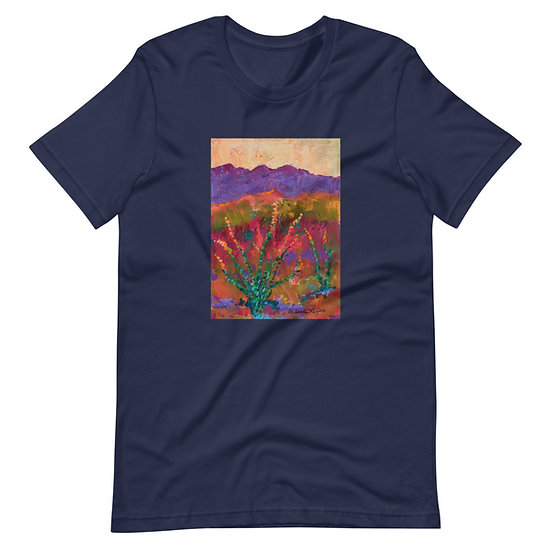 Short-Sleeve Men's T-Shirt designed by Roberta Rogers