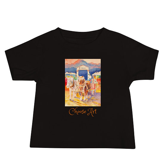 Toddler Short Sleeve T of Festival by Roberta Rogers