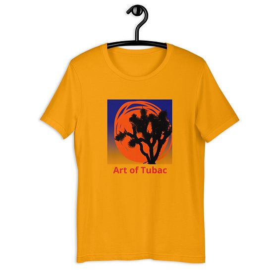 Short-Sleeve Unisex T-Shirt, Desert Sunset