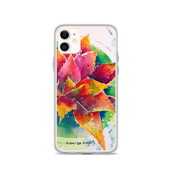 iPhone Case Bold Agave by Roberta Rogers