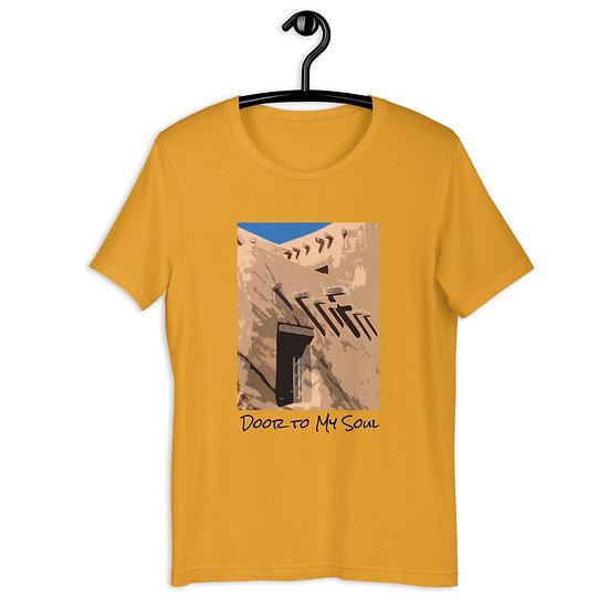 Womens Short-Sleeve T-Shirt by Tubac artist