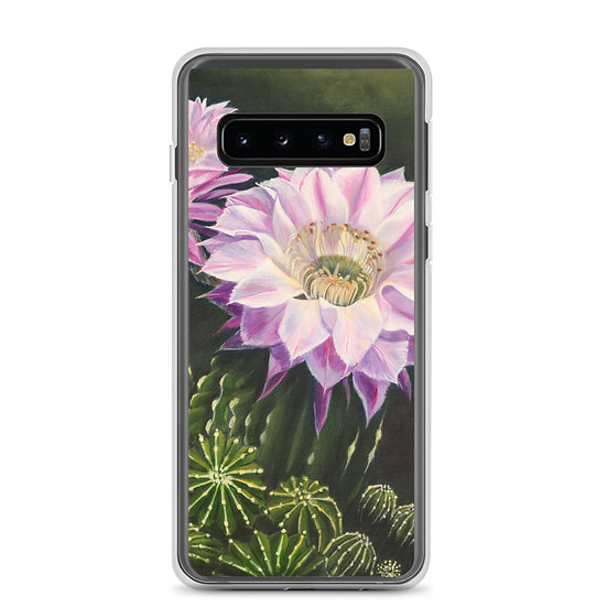 Samsung Case, Jack's Cactus by Jacci Weller