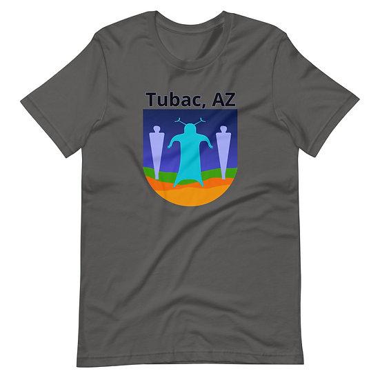 Short-Sleeve Unisex T-Shirt Tubac Shirt