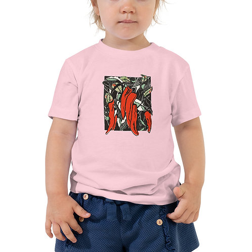 Toddler Short Sleeve Tee by Ouida Touchon