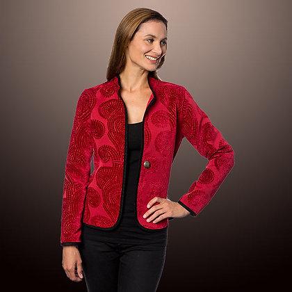 Classic Firenze Scarlet Jacket