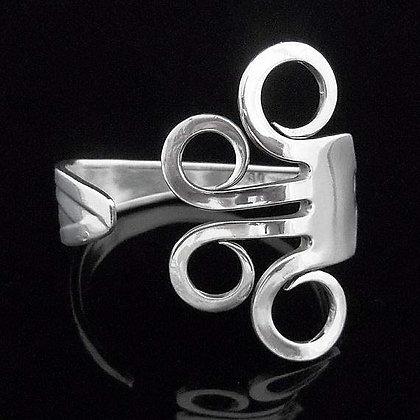 Fancy Fork Bracelet #4