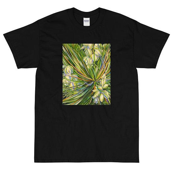 Men's Short Sleeve T-Shirt, Agave by Jacci Weller