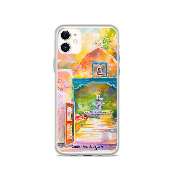 iPhone Case Mexican gate by Roberta Rogers