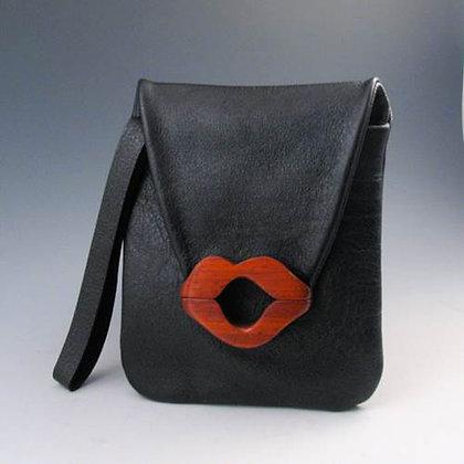 Small Lip Bag - Black