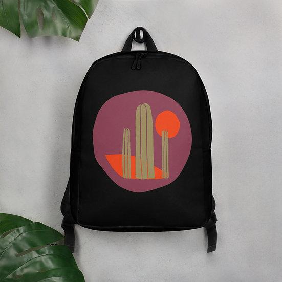 Minimalist Backpack, Tubac Sun, by Jen Prill